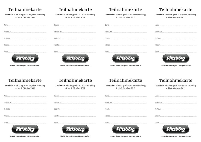 ich-bin-groß Tombolakarte (8 Nutzen für Print)